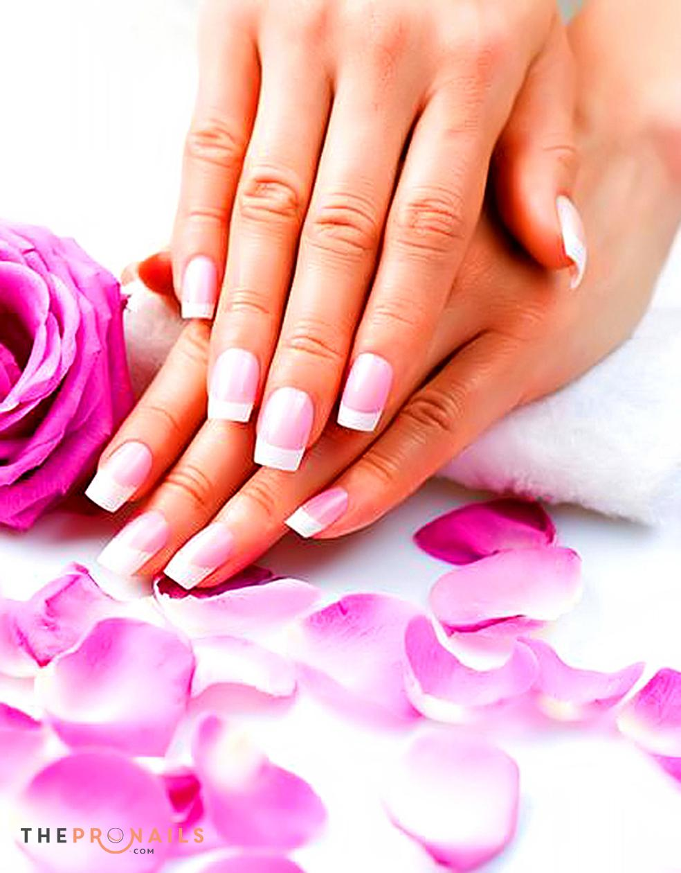 Jadore Nail & Spa | Pink & White Fill